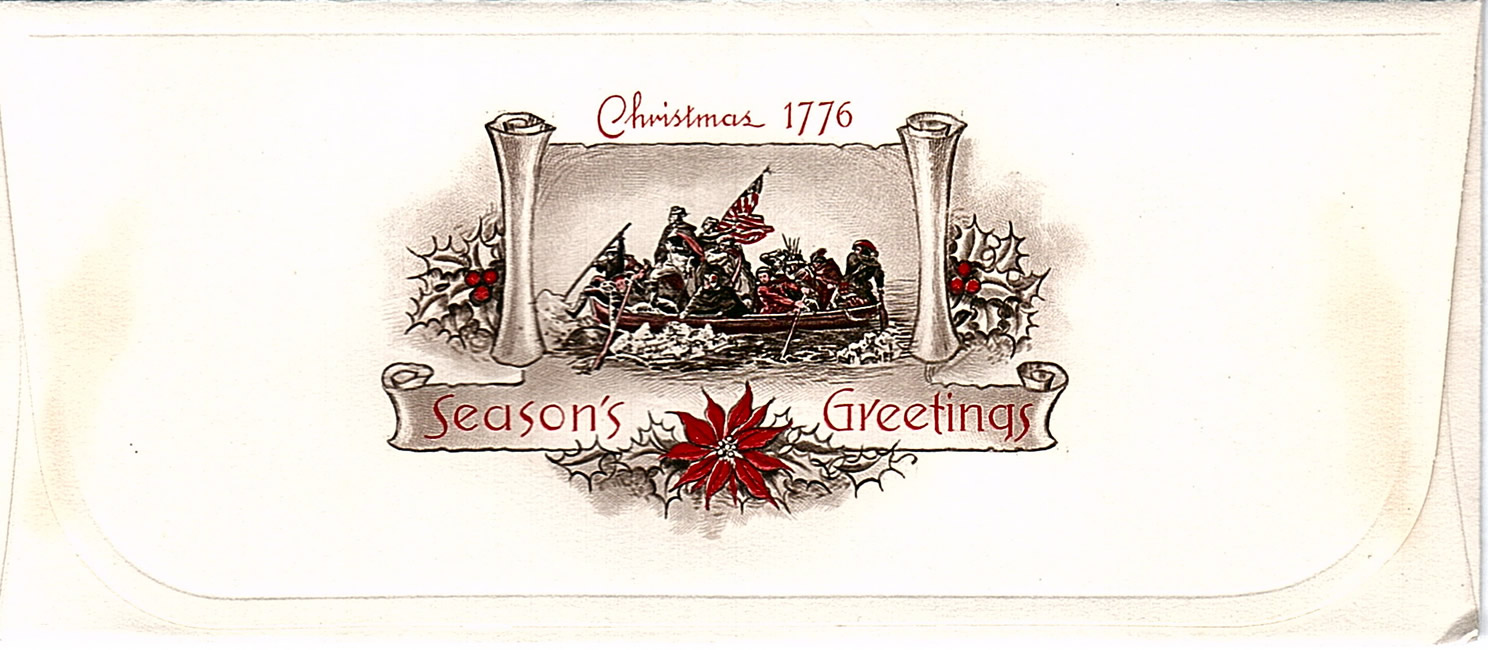 What's new at the showcase? 1940's Christmas Cards